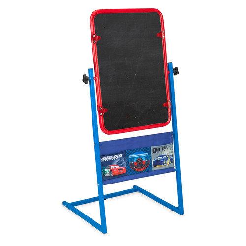Delta Children Cars Easel Free-Standing Whiteboard, 4' x 2'