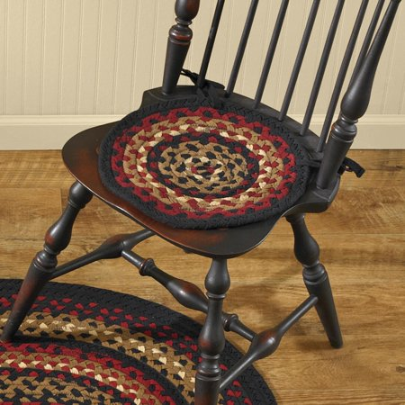 Cotton Braided Chair Pads by Park Designs