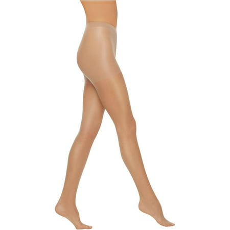 Sheer Energy Control Top Pantyhose, 2 Pack - Style 60106