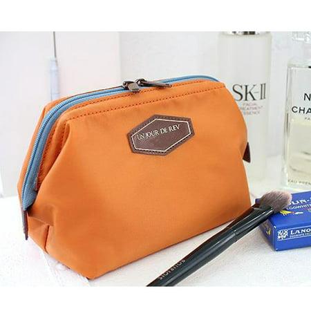 a7880ec9f5 Cute Women Lady Travel Makeup Bag Cosmetic pouch Clutch Handbag Casual Purse  HITC - Walmart.com