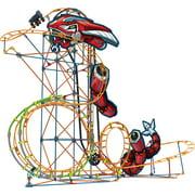 K'NEX Thrill Rides Mecha Strike Roller Coaster Building Set