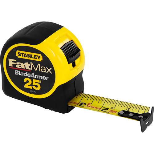 STANLEY FATMAX 33-725E 25' Tape Measure
