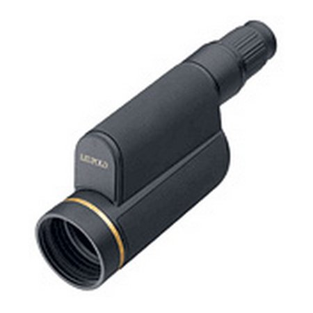 28581 Leupold Gold Ring Spotting Scope, 12-40x60mm Tactical Armor, Mil-Dot Reticle