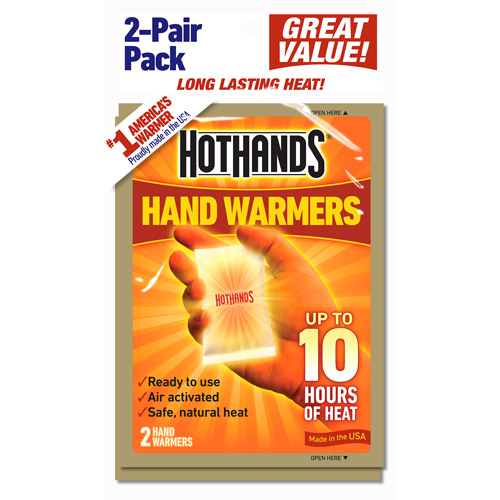 HotHands Toe Warmers, 2-Pair Value Pack
