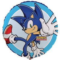 Birthday Express 256432 Sonic the Hedgehog Foil Balloons