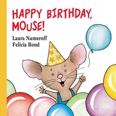 Happy Birthday Mouse (Board Book)](Happy Birthday Books)