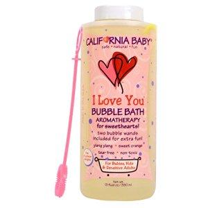 California Baby Bubble Bath Aromatherapy, I Love You, 13 fl oz
