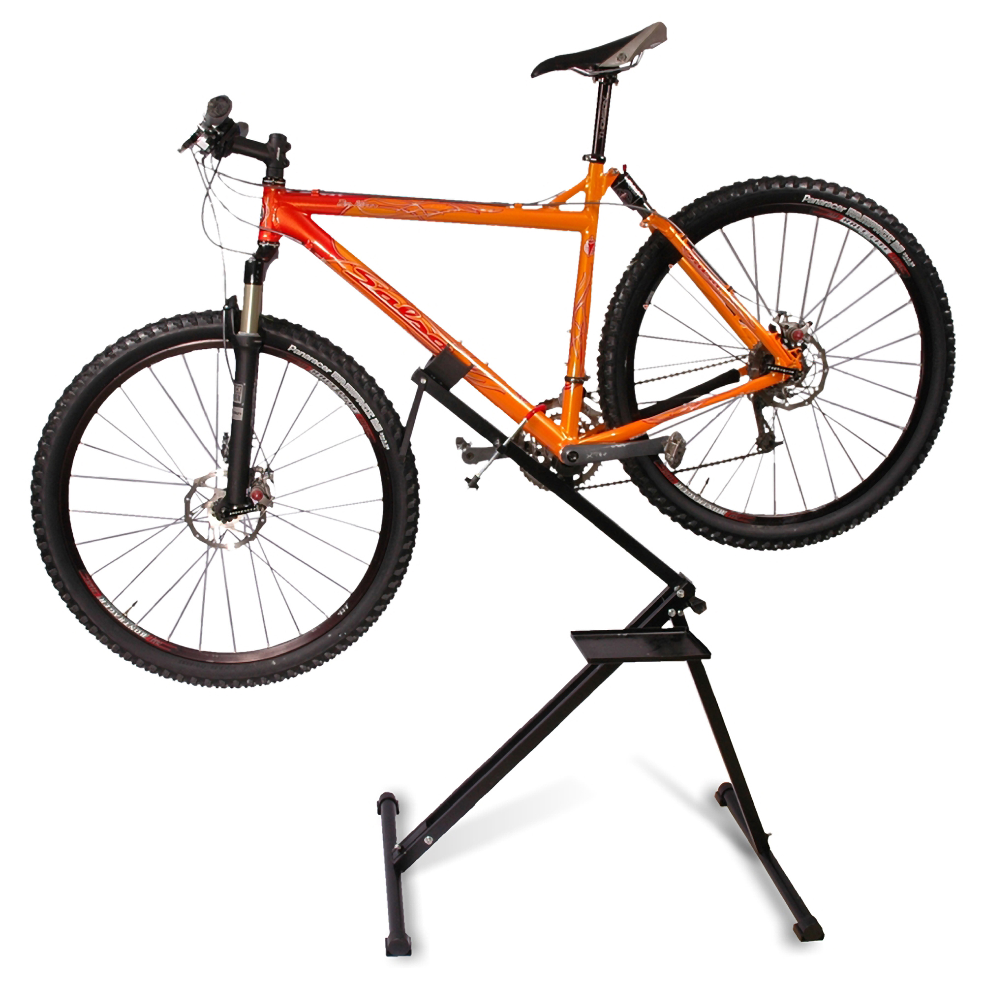RAD Cycle EZ Fold Bicycle Repair Stand Bike Work on Bikes Like a Pro Mechanic at Home and Folds Up Easy!