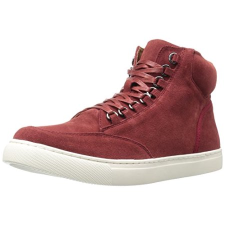 GBX Men's Slack Fashion Sneaker, Red, 7.5 M US