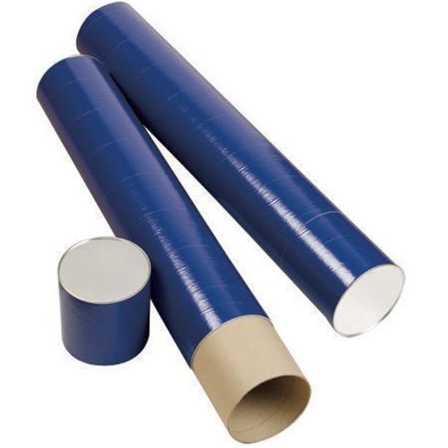 43 in. x 6 in. Indigo Tube Telescope - Blue