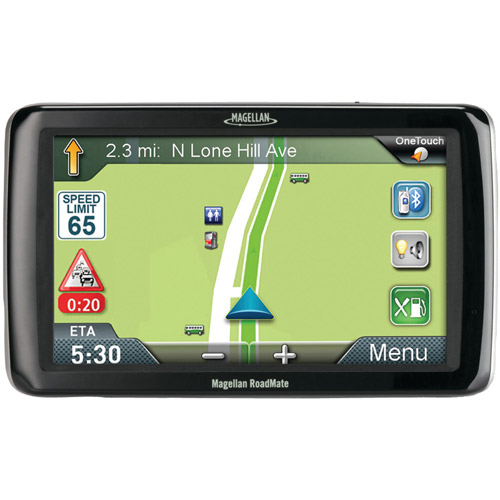 Magellan RoadMate Commercial Truck GPS Navigator 9270T-LM (RC9270SGLUC)
