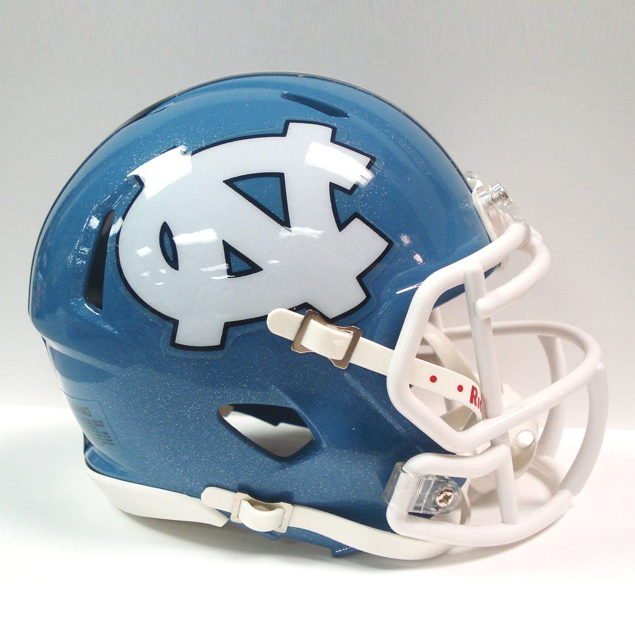 Riddell Miniature Ncaa Speed Helmet U of North Carolina