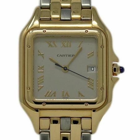 Cartier Panthere De Cartier 1060 Gold Women Watch (Certified Authentic & Warranty)