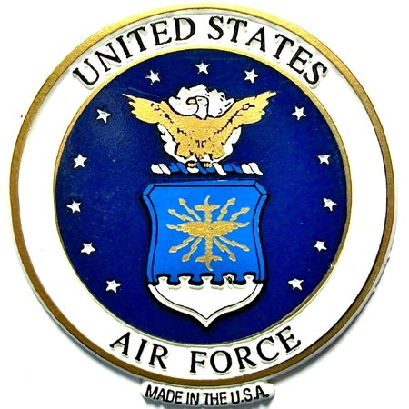 United States Air Force Seal Fridge