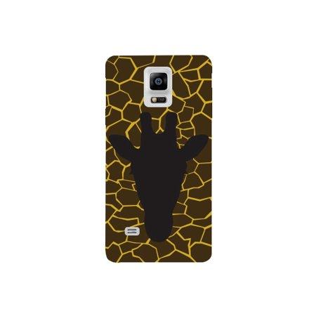 Giraffe Folded Note - Giraffe Phone Case for the Samsung Note 4 - Animal Fashion Back Cover