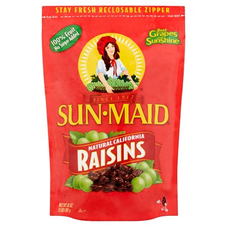 (Sun-Maid Natural California Raisins, 32 oz)