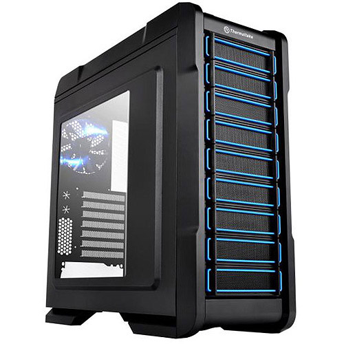 ThermalTake Chaser A31 System Cabinet, Black