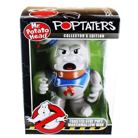 Ghostbusters Toasted Marshmallow Man Mr. Potato Head](Ghostbusters Marshmallow Man)