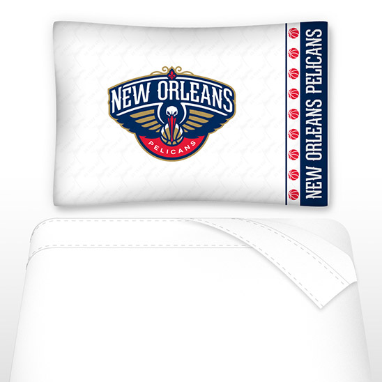 New Orleans Pelicans Sheet Set