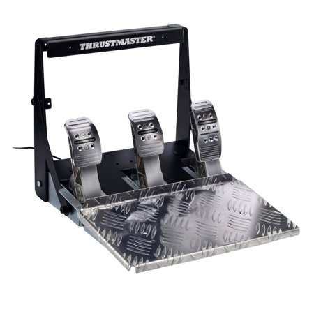 Thrustmaster 4060065 T3PA-PRO 3-Pedal Add-On Pedal - Rudder Pedals