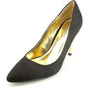 Thalia Sodi Elina Women US 7 Black Heels