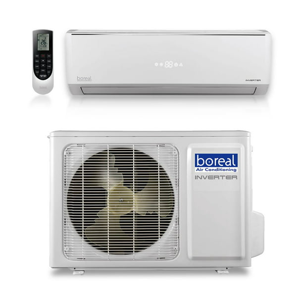 Boreal 18 000 Btu 20 Seer Equinox Wall Mount Ductless Mini Split
