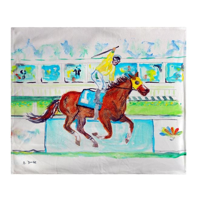 Betsy Drake BK632 First Place Fleece Throw