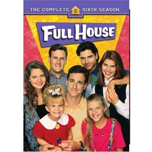 Full House: The Complete Sixth Season (Full Frame)