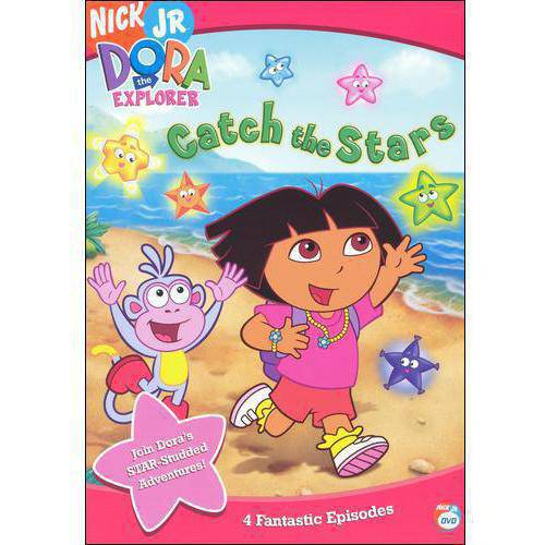 Dora The Explorer: Catch The Stars (Full Frame)
