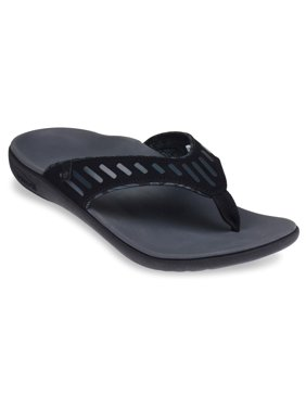 Spenco Tribal - Men's Supportive Sandal - Black