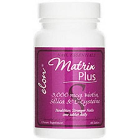 Elon matrice supplément pour plus Biotine Nails 60 ch