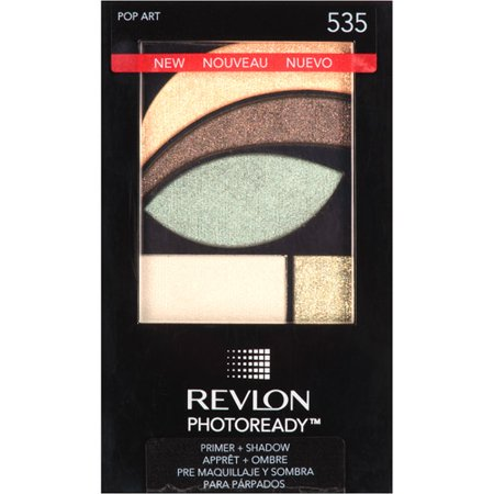 Revlon PhotoReady Primer + Shadow, Metropolitan, 0.1 Oz, Pop Art