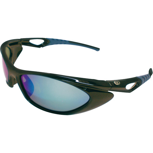 Yachter's Choice Yellowfin Sunglasses with Blue Mirror Polarized Lenses