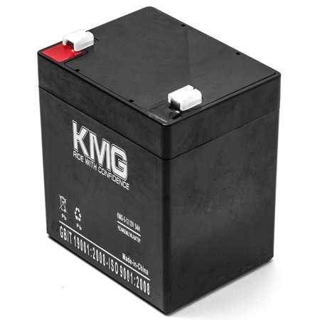 KMG 12V 5Ah Replacement Battery for First Power FP1240 FP1245 FP1250 FP1260 - image 2 of 3