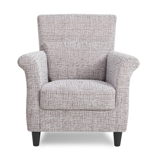 Container Contemporary Stripes Pattern Armchair by Container