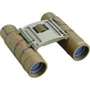 Tasco Essentials Binoculars 12X25mm, Roof, Brown Camo