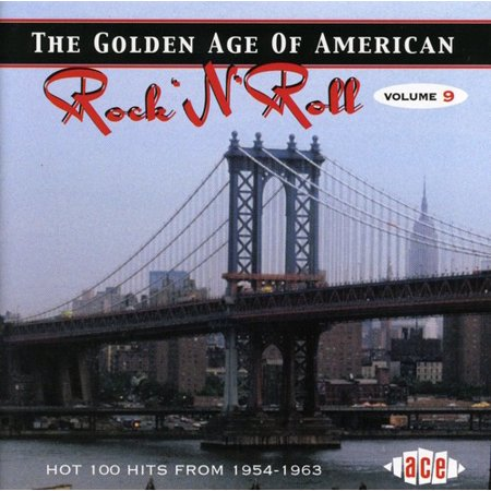 Golden Age of American Rock N Roll 9 Hot 100 Hits From 1954-1963 / Various - Hop Roll
