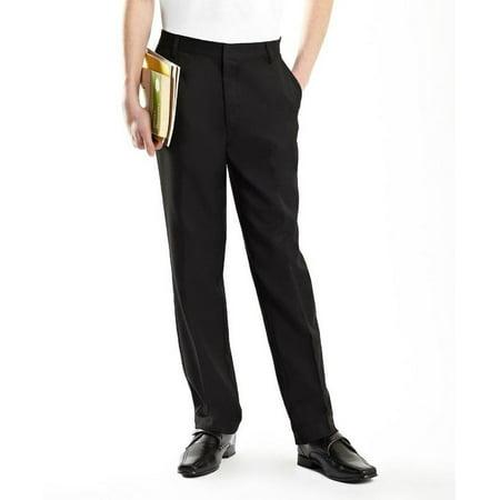 TM Exposure Kids Boys Dress Pants Black 16