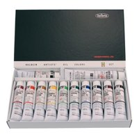 HOLBEIN ARTISTS COLORS H905 ARTISTS OIL COLOR 12X20ML TUBES SET