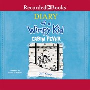 Diary of a Wimpy Kid: Cabin Fever - Audiobook