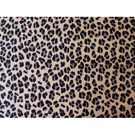 LAMINATED POSTER Leopard Cardboard Wild Animal Pattern Background Poster Print 24 x 36](Cardboard Animals)