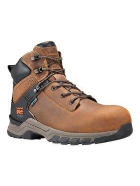 "Men's Timberland PRO 6"" Hypercharge Composite Toe Waterproof Work Boot"
