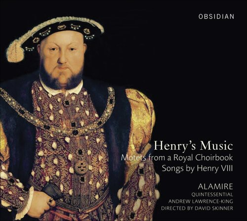 Henry's Music - Henry's Music: Motets From a Royal Choirbook [CD]