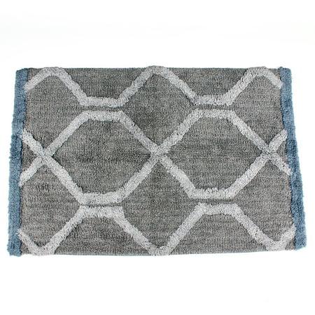 better homes and gardens fretwork bath rug