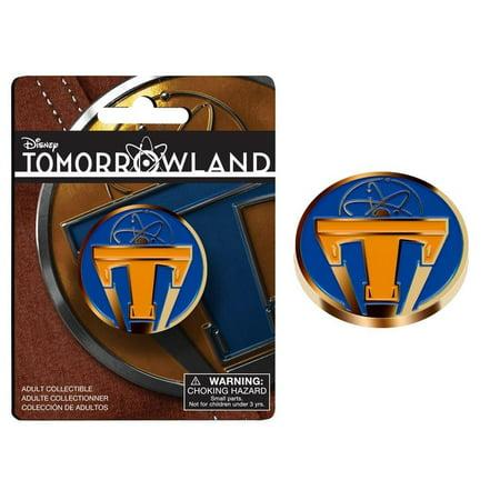 Tomorrowland Metal Lapel Pin Style 2