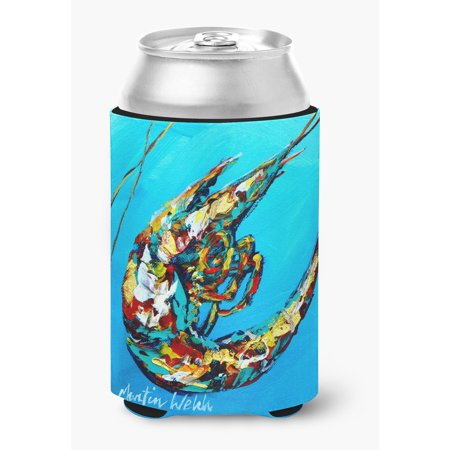 Shrimp Baby Shrimp Can or Bottle Beverage Insulator Hugger
