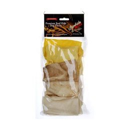 Assorted Rawhide Chips 7 oz