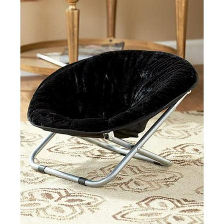 Fine Trm Black Folding Pet Dog Cat Bed Chair Portable Customarchery Wood Chair Design Ideas Customarcherynet