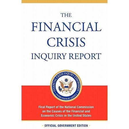 The Financial Crisis Inquiry Report, Authorized