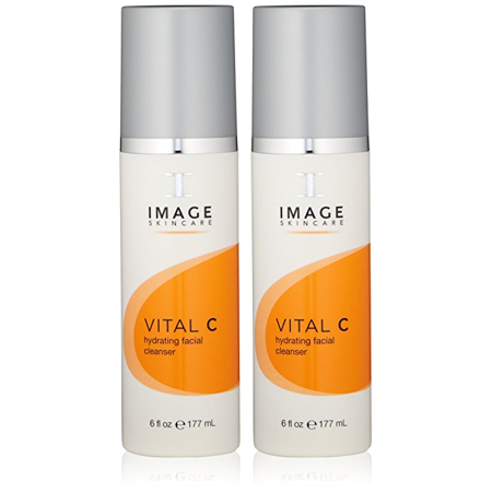 Image Skincare Vital C Hydrating Facial Cleanser 6oz- 2 PACK